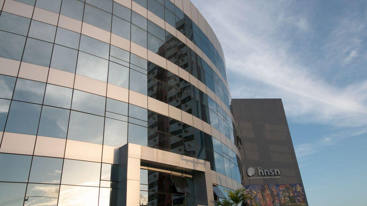 #ClienteIntelectah 🧡 Hospital Nossa Senhora das Neves em cordel
