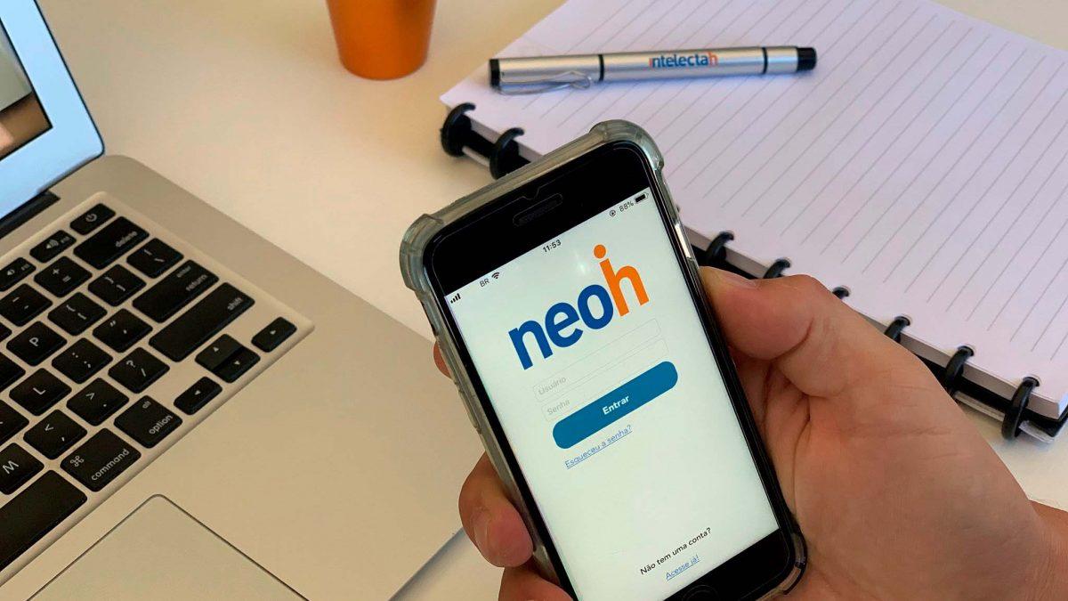 App Neoh: já imaginou um iFood de solicitação de cirurgias?