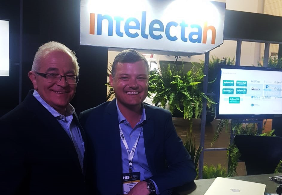 Intelectah no Healthcare Innovation Show