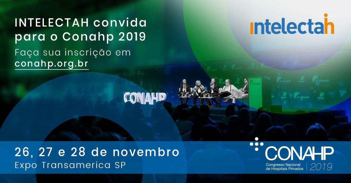 Intelectah no Conahp 2019