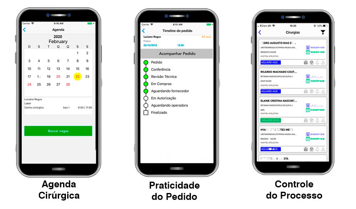O App Android da plataforma inteligente de agendamento cirúrgico chegou. Agora o Neoh é completo.