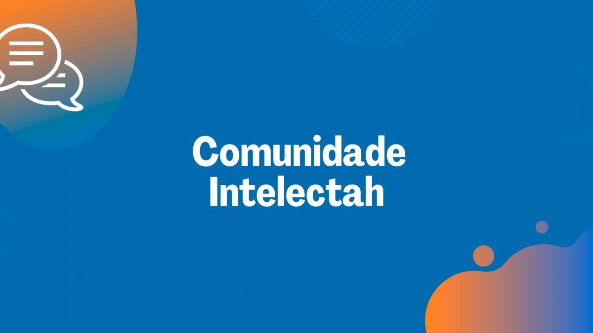 Comunidade Intelectah: grupo de gestão de agendamento e autorizações